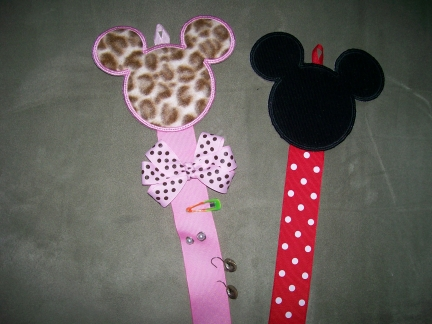 Mousehead Bow Holder-bowholder, bow, mouse