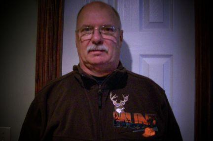 """""""Hunt """"Zip Front Fleece Jacket-embroidered, fleece, jacket, deer, hunt, fall"""