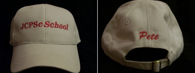 Custom Business/Group Cap-cap, embroidered, business, group