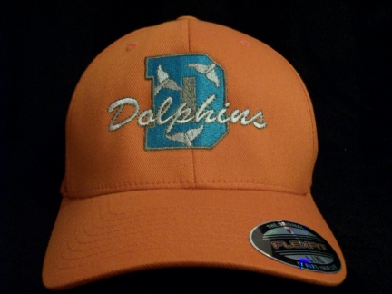 Dolphins Flex Fit Hat-cap, team, fit