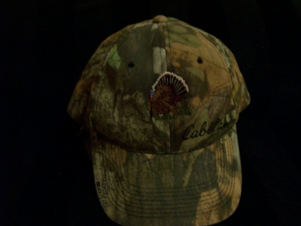 CamoTurkey Hat-cap, camo, turkey, hunt