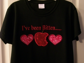 I've Been Bitten  - Twilight shirt-Twilight, vampire, bitten