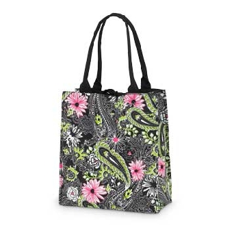 Buckhead Betties Market Tote-Black-eyed Paisley-Buckhead Betties, tote, market, embroidered