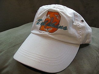 Dolphins White Adjustable Cap-embroidered,cap,Dolphins,adjustable,white