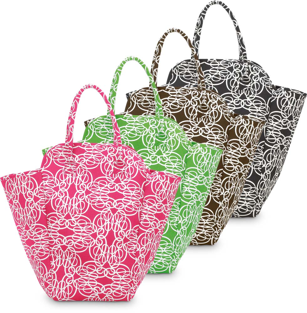 Buckhead Betties Eva Hamper Tote- Classic Curl-Buckhead Betties, eva, hamper, tote, classic curl, huge, crafts, toys, laundry, beach