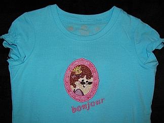 Fancy Nancy sunglasses-embroidered, Fancy Nancy, shirt