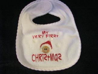 First Christmas-baby, Christmas