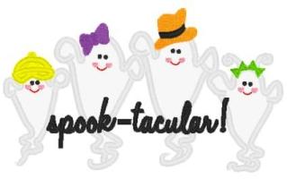 Spooktacular-Halloween, ghost