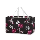 Buckhead Betties Flowerworks Rectangle Crunch  Tote-Buckhead Betties, crunch, tote, flowerworks, bag