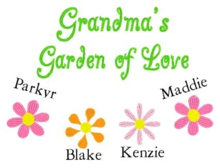 Grandmas Garden Shirt-grandma, garden, grandparent