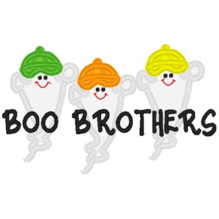 Boo Brothers-Boo, Halloween, shirt