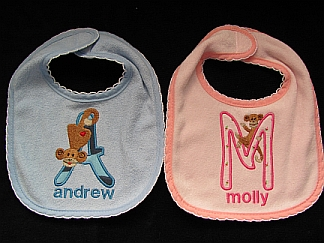 Monkey Alphabet-embroidered, appliqued, monkey, font, alphabet