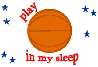Basketball Pillowcase-pillowcase, pillow case, basketball,